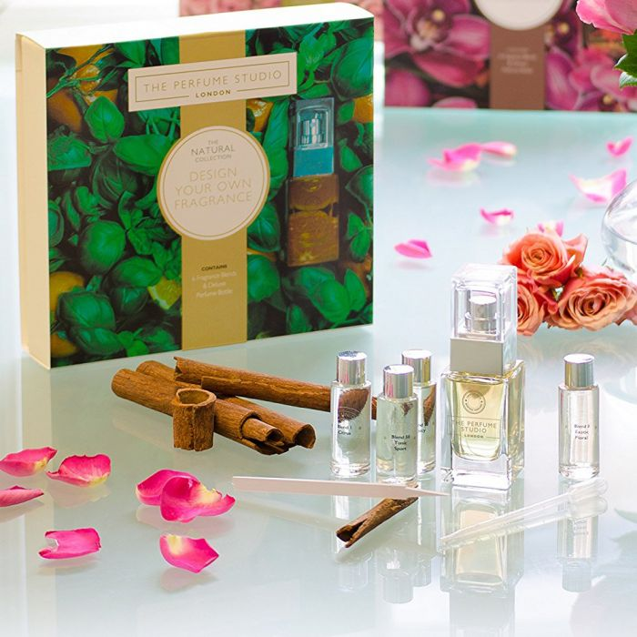 Parfum Set zum Selbermachen - Natural Collection