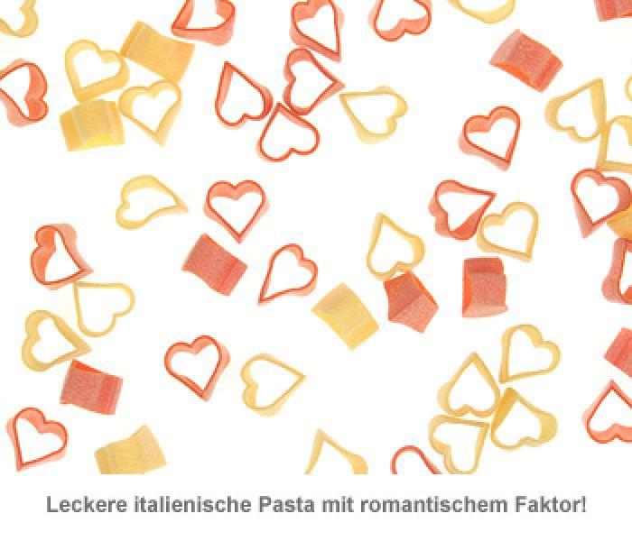 Pasta Amore - 250 g Herznudeln