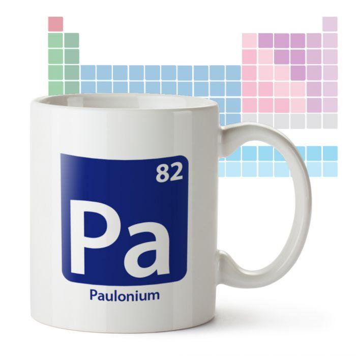 Personalisierte Tasse - Element