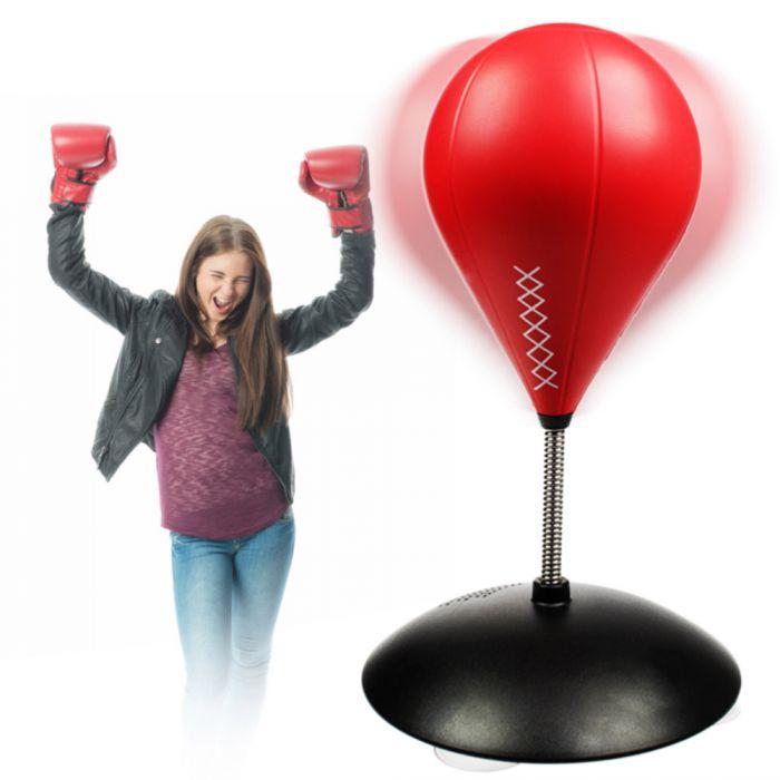 Punchingball mit Soundeffekt