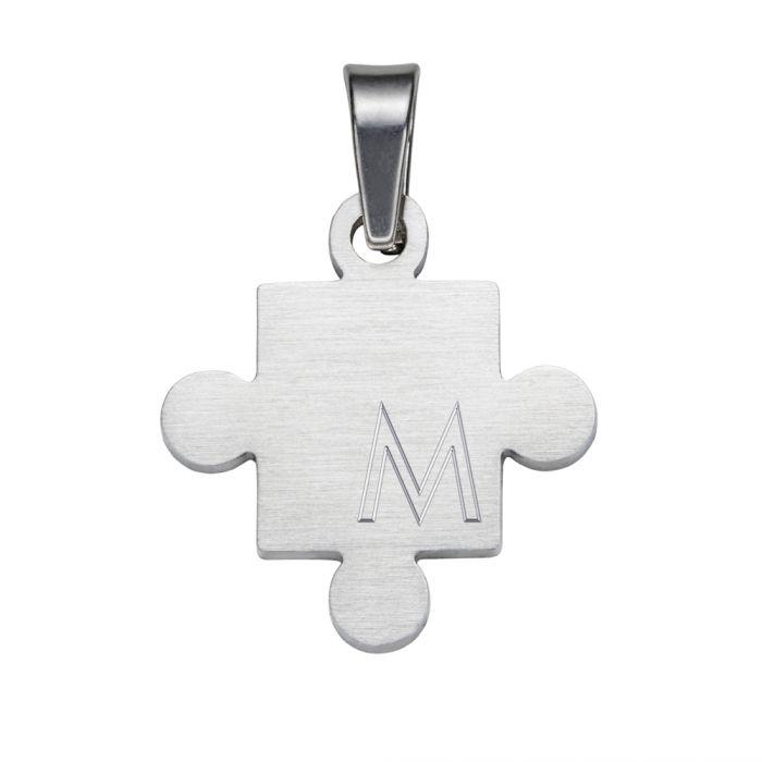 Puzzle Anhängerset für Paare - mit Gravur