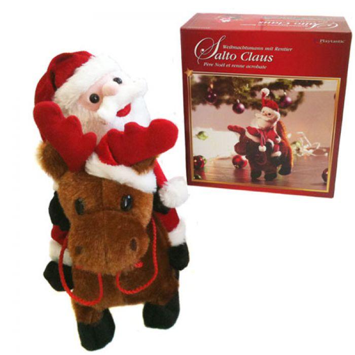 Salto Weihnachtsmann