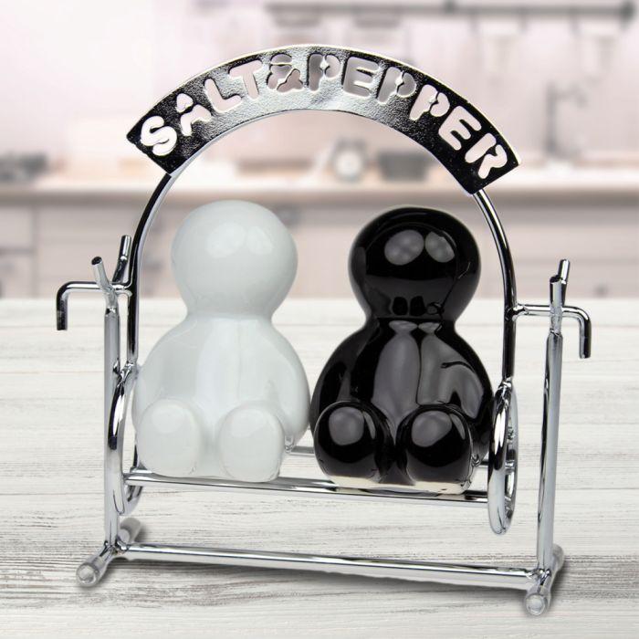 Salz & Pfeffer Set - Schaukel