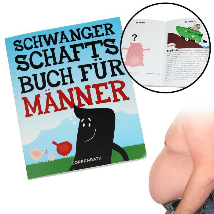 Schwangerschaftsbuch für Männer