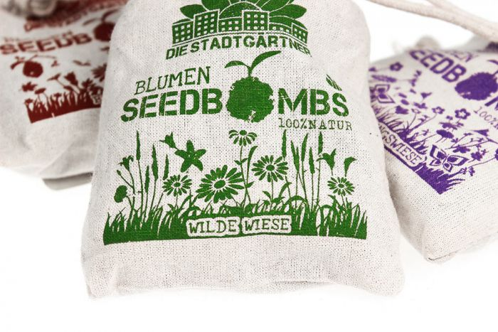 Seedbombs - Wilde Wiese