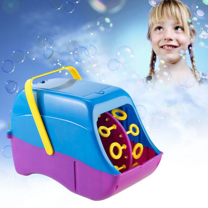 Machine à bulles de savon