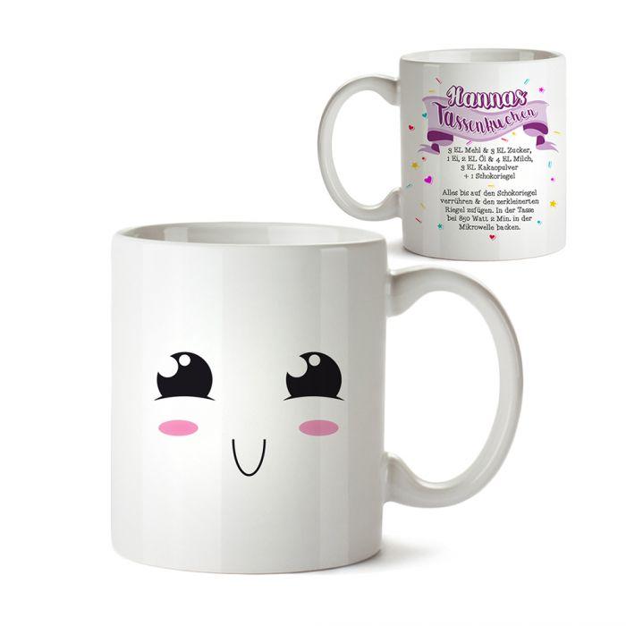 Tasse - Tassenkuchen