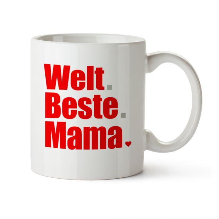 Tasse Welt Beste Mama Tolles Geschenk Für Mütter