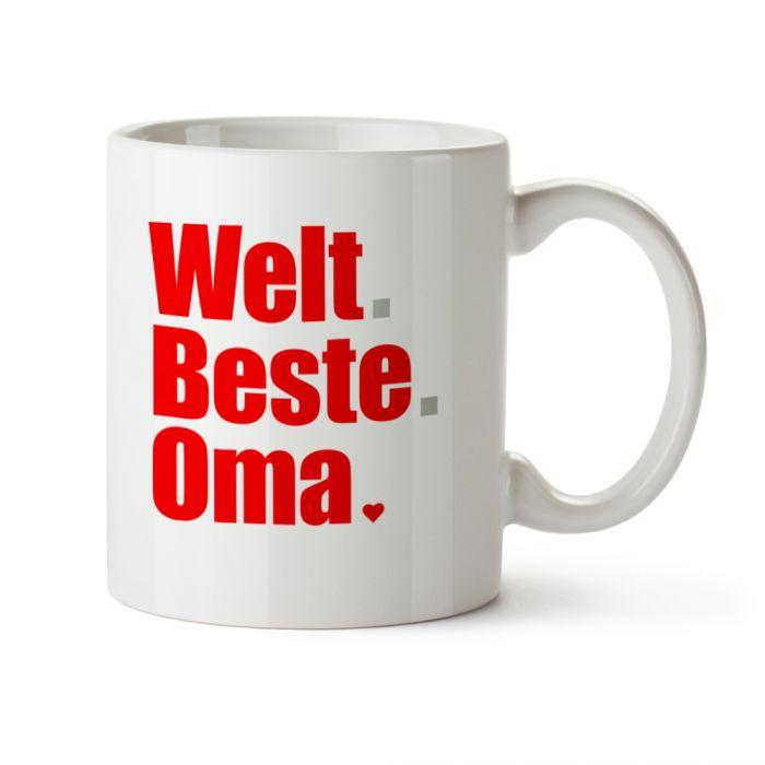 Tasse - Welt Beste Oma