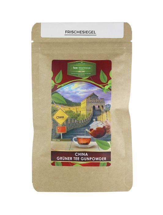Coffret cadeau voyage autour du monde en thé