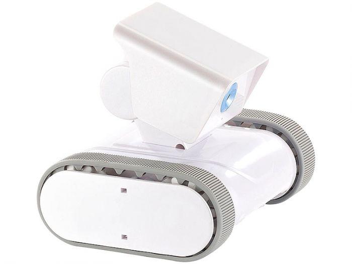 Überwachungsroboter mit Kamera - internetgesteuert