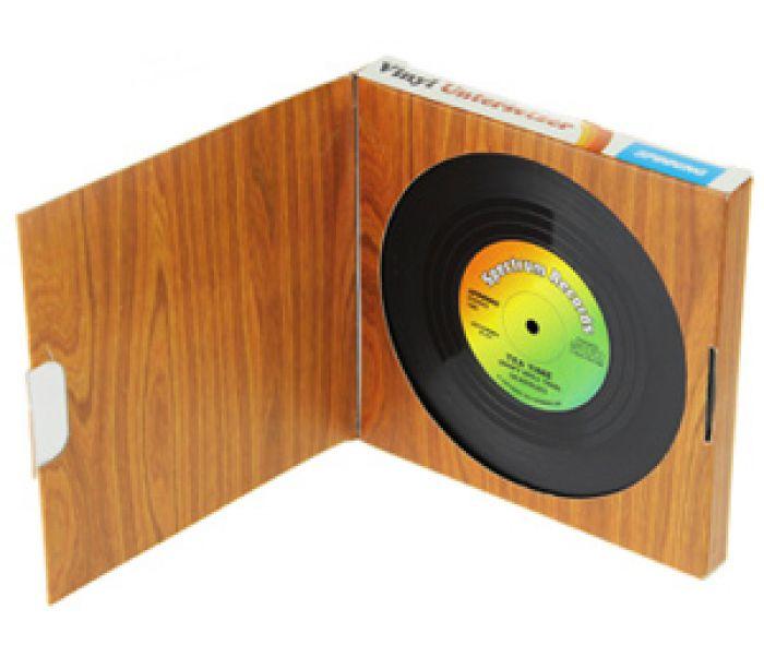 Untersetzer im Vinyl Schallplatten Look