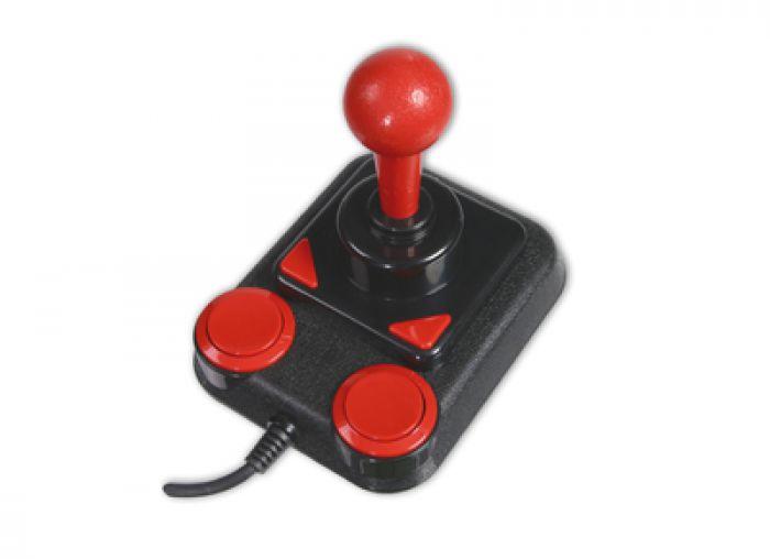 USB AMIGA Joystick inkl. 185 Games