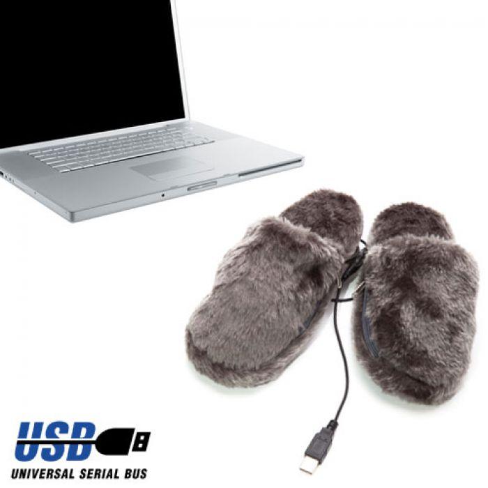 USB Fußwärmer - bis Größe 39