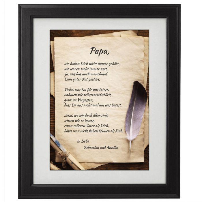 sprüche vaterliebe Vaterliebe   personalisiertes Bild   extra für Deinen Papa sprüche vaterliebe