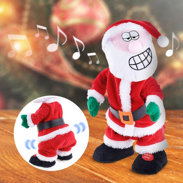 Weihnachtsmann - singend und twerkend