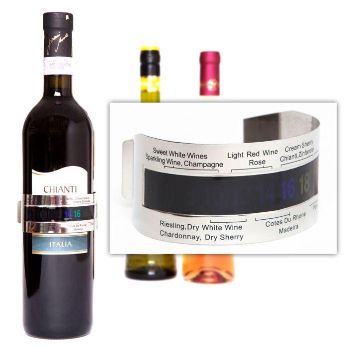 Weinflaschenthermometer