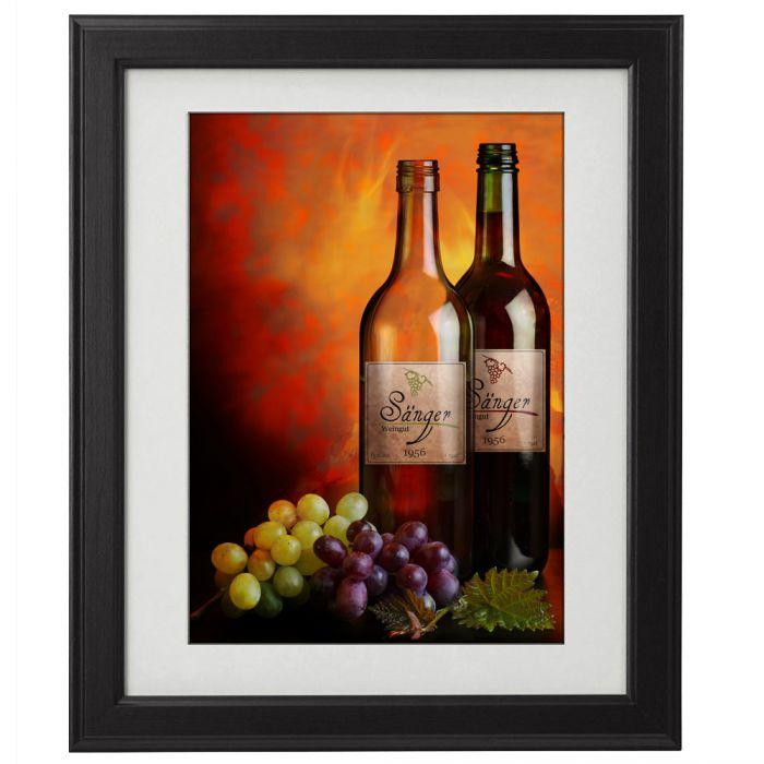 Weingemälde - personalisiert
