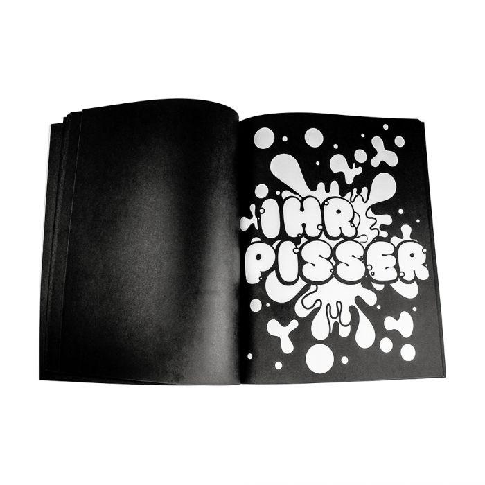 Wutmalbuch - Ausmalbuch für Erwachsene