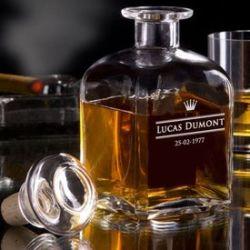 Carafe à whisky personnalisée - Royale