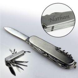 Couteau de poche personnalisé