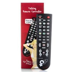 Télécommande interactive – commandez votre femme