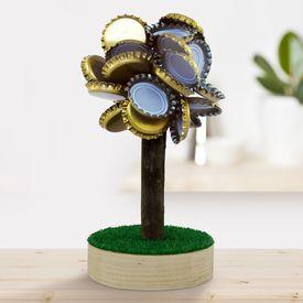 Bierbaum - Kronkorken Magnet
