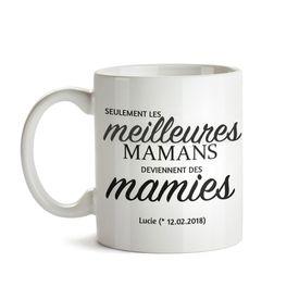 Personalisierte Tasse - Befrderung zur Oma