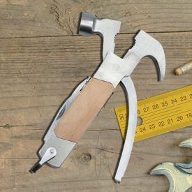 Marteau en bois  outil multifonctionnel