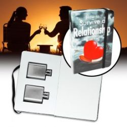 How to Survive a Relationship - Mini Flachmann Set