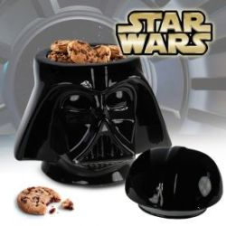 Boîte à biscuit Star Wars en céramique - Darth Vador