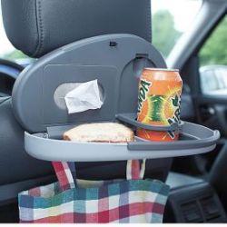 Table pliante pour voiture - Majordome de siège arrière