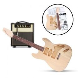 Kit de construction guitare électrique - Édition premium