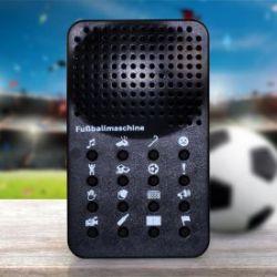 Soundmachine für Fußball Fans