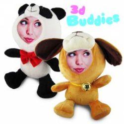 3D Foto-Puppen XL