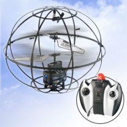 3D Hubschrauber Flugobjekt - ferngesteuert