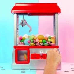 Candy Grabber – Machine attrape-bonbon