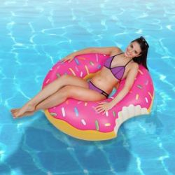 Matelas gonflable - Donut