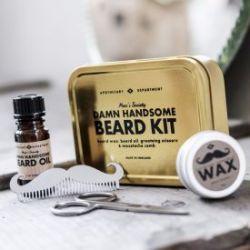 Kit d'entretien barbe
