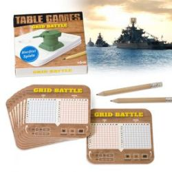 Bierdeckel Spiele - Grid Battle