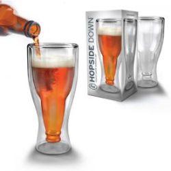 Verre à bière Hopside Down