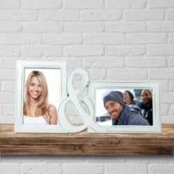 Bilderrahmen für Paare - Du & Ich