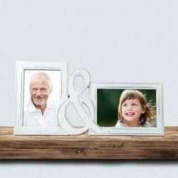 Bilderrahmen - Opa & Ich