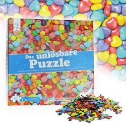 Le puzzle insoluble - bonbons