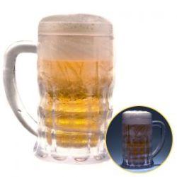 Chope de bière fraîcheur à double paroi