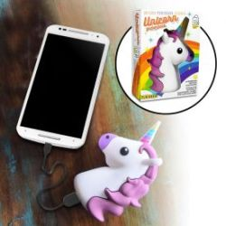 Chargeur externe licorne