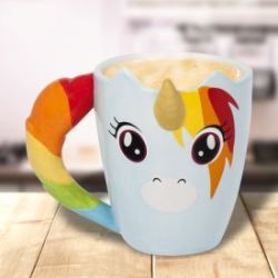 Tasse licorne – 3D