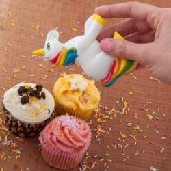 Einhorn Zuckerstreusel Streuer