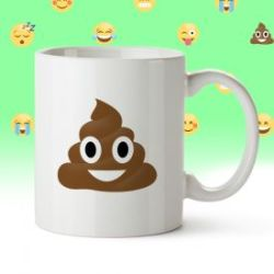 Tasse Emoji - Sentiments