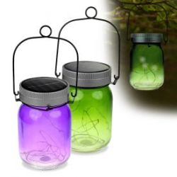 Fairy Jars Gl�ser